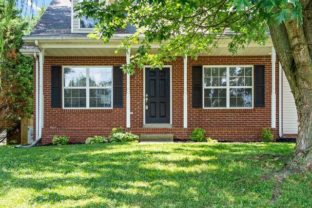 1331 Meredith Way, Clarksville, TN 37042 (MLS #RTC2167983) :: RE/MAX Homes And Estates