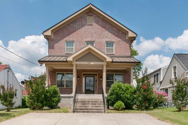 1211 15th Ave S, Nashville, TN 37212 (MLS #RTC2167990) :: RE/MAX Homes And Estates