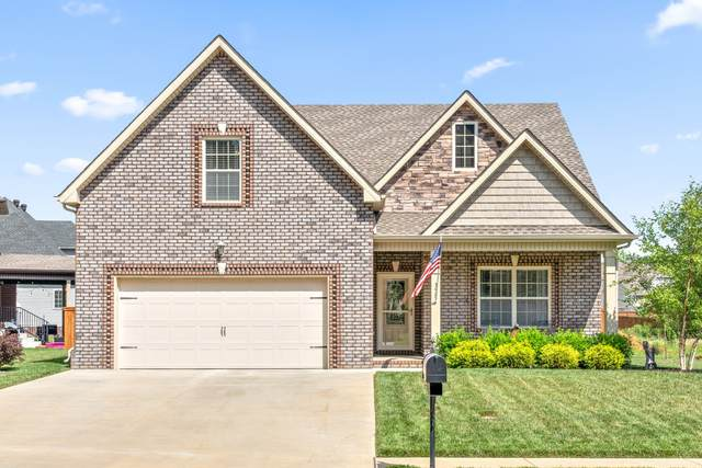 357 Abeline Dr, Clarksville, TN 37043 (MLS #RTC2168066) :: John Jones Real Estate LLC