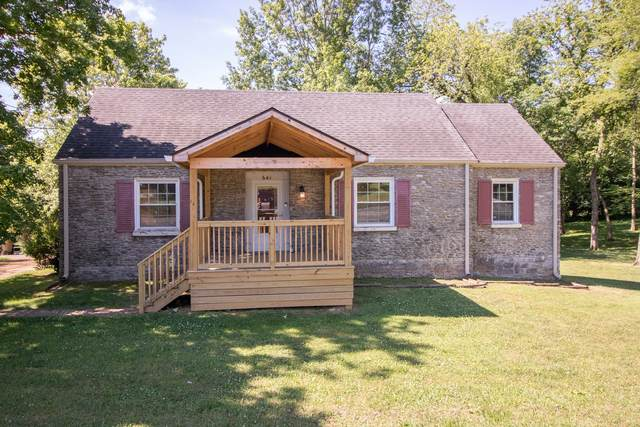 641 W Old Hickory Blvd, Madison, TN 37115 (MLS #RTC2168126) :: Team George Weeks Real Estate