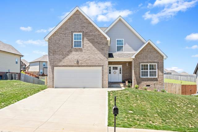 163 Melbourne Dr, Clarksville, TN 37043 (MLS #RTC2168128) :: The Matt Ward Group