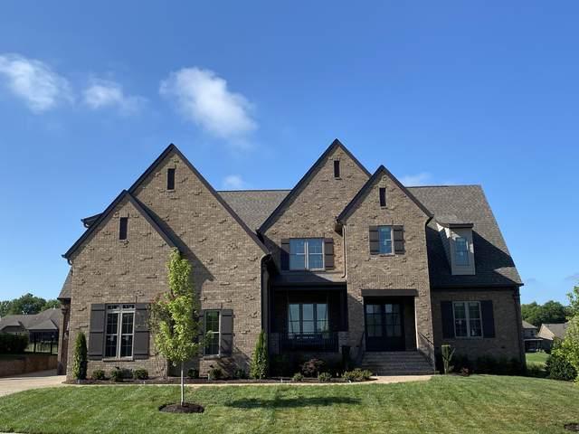 1550 Foxland Blvd, Gallatin, TN 37066 (MLS #RTC2168147) :: Team George Weeks Real Estate