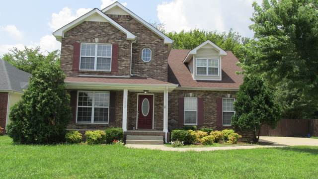 1052 Glenhurst Way, Clarksville, TN 37040 (MLS #RTC2168167) :: RE/MAX Homes And Estates