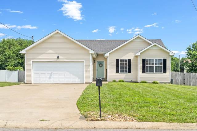 1341 Meredith Way, Clarksville, TN 37042 (MLS #RTC2168189) :: RE/MAX Homes And Estates