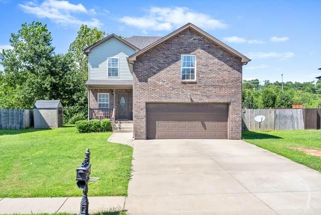 1321 Allmon Dr, Clarksville, TN 37042 (MLS #RTC2168190) :: Village Real Estate