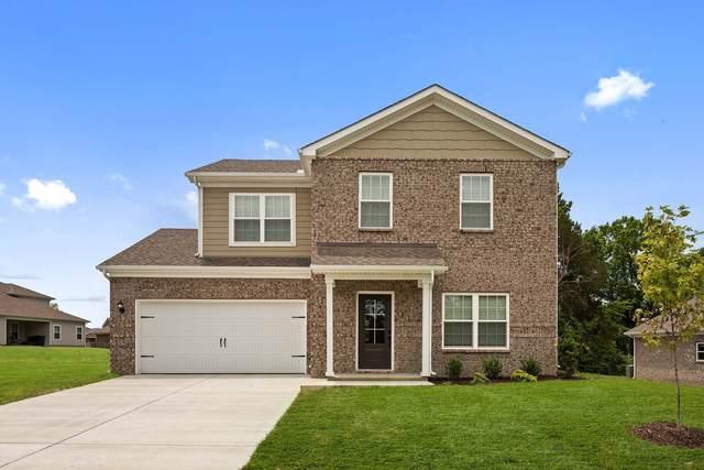 808 Mesa Verde Place, Gallatin, TN 37066 (MLS #RTC2168192) :: Team George Weeks Real Estate