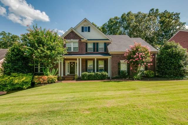 196 Spy Glass Way, Hendersonville, TN 37075 (MLS #RTC2168208) :: DeSelms Real Estate