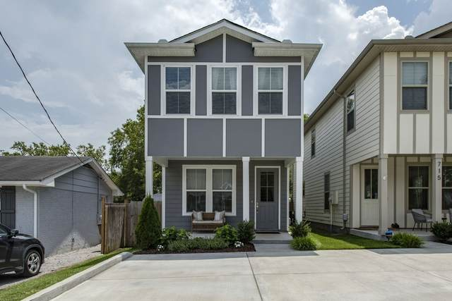713 Park St, Nashville, TN 37209 (MLS #RTC2168212) :: CityLiving Group