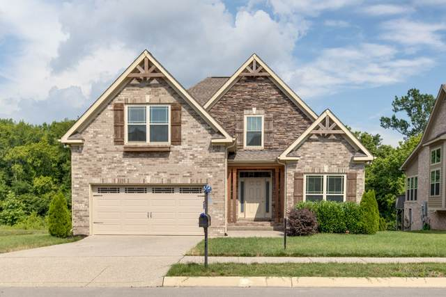 1020 Rudder Dr, Spring Hill, TN 37174 (MLS #RTC2168215) :: Nelle Anderson & Associates