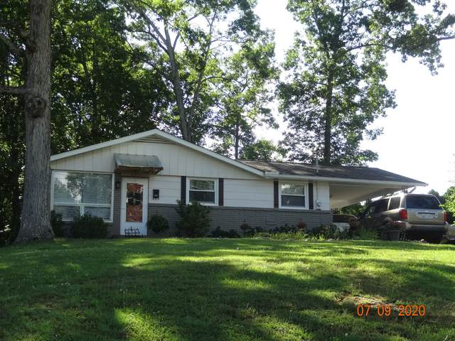 206 Lakeshore Drive, Mc Minnville, TN 37110 (MLS #RTC2168239) :: The DANIEL Team | Reliant Realty ERA