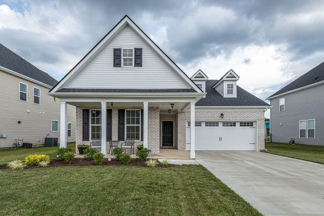 3709 Willow Bay Ln, Murfreesboro, TN 37128 (MLS #RTC2168242) :: John Jones Real Estate LLC