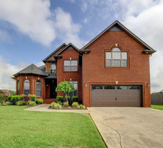 1517 Green Grove Way, Clarksville, TN 37043 (MLS #RTC2168251) :: The Matt Ward Group