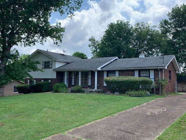 107 Crestmont Dr, Hendersonville, TN 37075 (MLS #RTC2168279) :: Village Real Estate