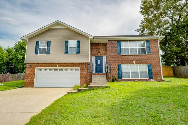 3124 Clydesdale Dr, Clarksville, TN 37043 (MLS #RTC2168370) :: John Jones Real Estate LLC