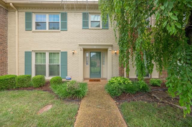 1002 E Northfield Blvd C103, Murfreesboro, TN 37130 (MLS #RTC2168381) :: John Jones Real Estate LLC