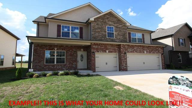 262 The Groves At Hearthstone, Clarksville, TN 37040 (MLS #RTC2168398) :: Exit Realty Music City