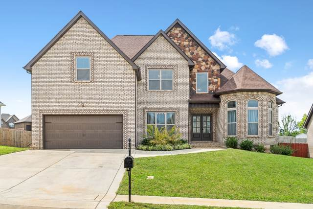 167 Melbourne Dr, Clarksville, TN 37043 (MLS #RTC2168414) :: The Miles Team | Compass Tennesee, LLC
