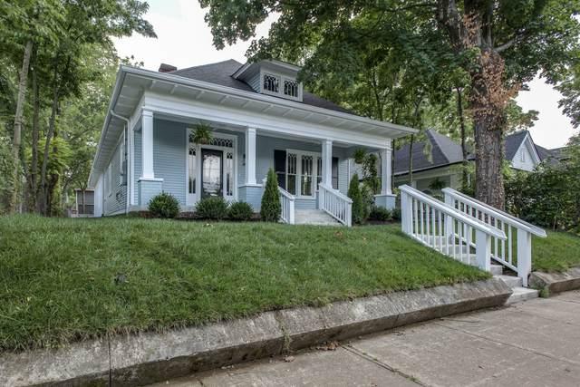 1808 Lillian St, Nashville, TN 37206 (MLS #RTC2168427) :: RE/MAX Homes And Estates