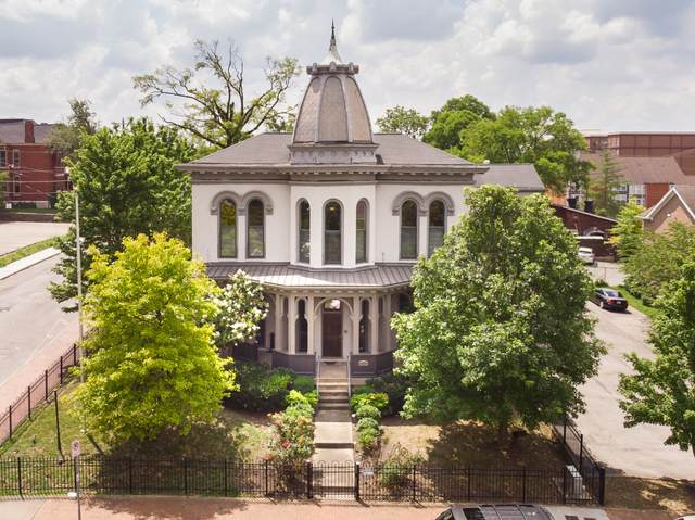 101 Lea Ave, Nashville, TN 37210 (MLS #RTC2168488) :: Nashville Home Guru
