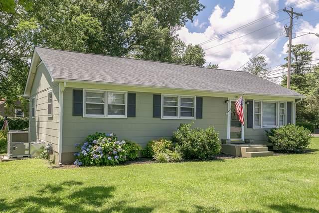 631 Lynn St, Murfreesboro, TN 37129 (MLS #RTC2168520) :: John Jones Real Estate LLC