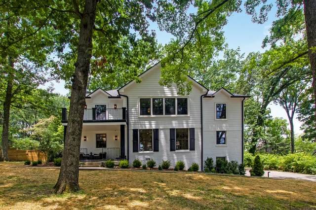 4503 Belmont Park Ter, Nashville, TN 37215 (MLS #RTC2168522) :: John Jones Real Estate LLC