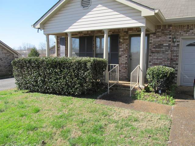 1818 Memorial Dr U21, Clarksville, TN 37043 (MLS #RTC2168575) :: John Jones Real Estate LLC