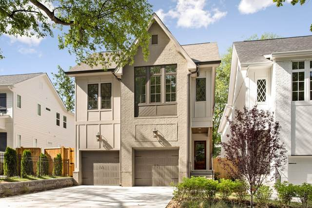 1917 Lombardy Ave, Nashville, TN 37215 (MLS #RTC2168587) :: Nashville Home Guru
