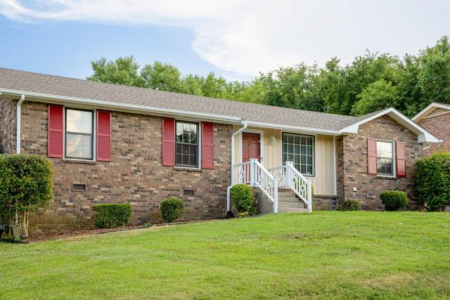 107 Shady View Dr, Hendersonville, TN 37075 (MLS #RTC2168592) :: Nashville on the Move