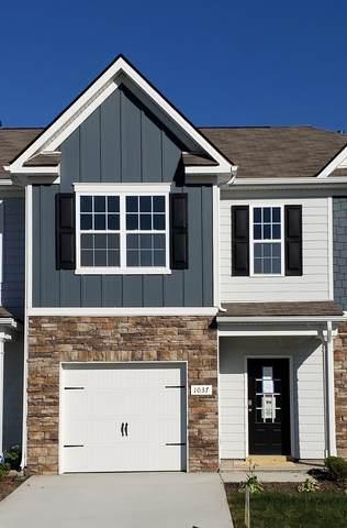 1037 Woodbridge Blvd Lot #99 #99, Lebanon, TN 37090 (MLS #RTC2168684) :: Team George Weeks Real Estate