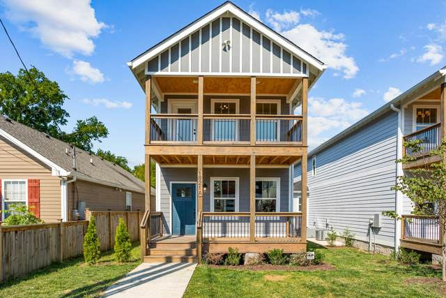 1821A 14th Ave N A, Nashville, TN 37208 (MLS #RTC2168694) :: Ashley Claire Real Estate - Benchmark Realty