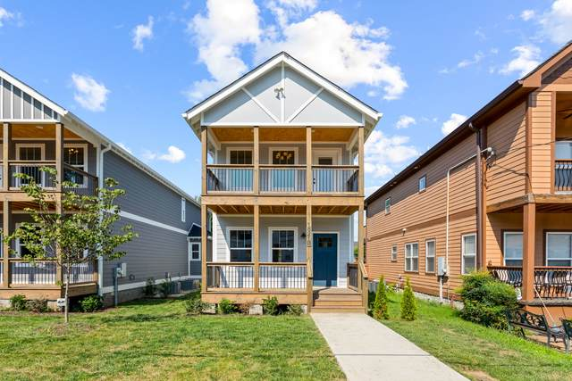 1821B 14th Ave N B, Nashville, TN 37208 (MLS #RTC2168710) :: The Milam Group at Fridrich & Clark Realty