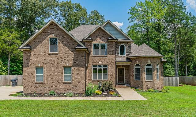 3563 Tannahill Ct, Clarksville, TN 37043 (MLS #RTC2168718) :: John Jones Real Estate LLC