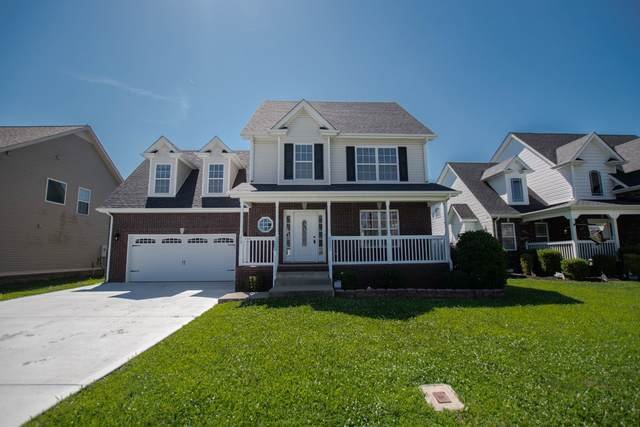 3710 Tradewinds Ter, Clarksville, TN 37040 (MLS #RTC2168724) :: Maples Realty and Auction Co.