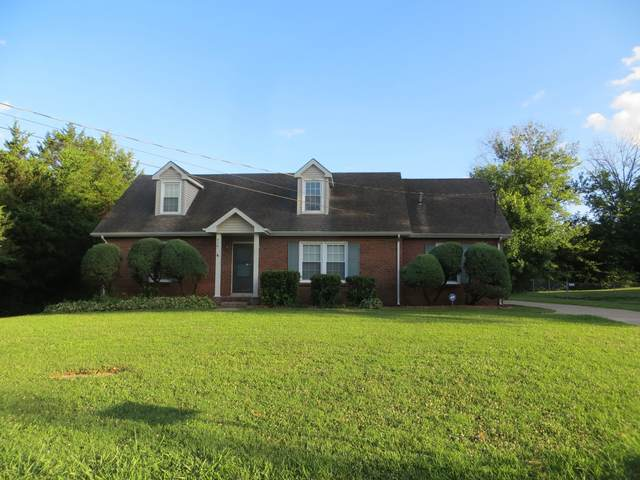 406 Breckinridge Rd, Clarksville, TN 37042 (MLS #RTC2168741) :: The Kelton Group