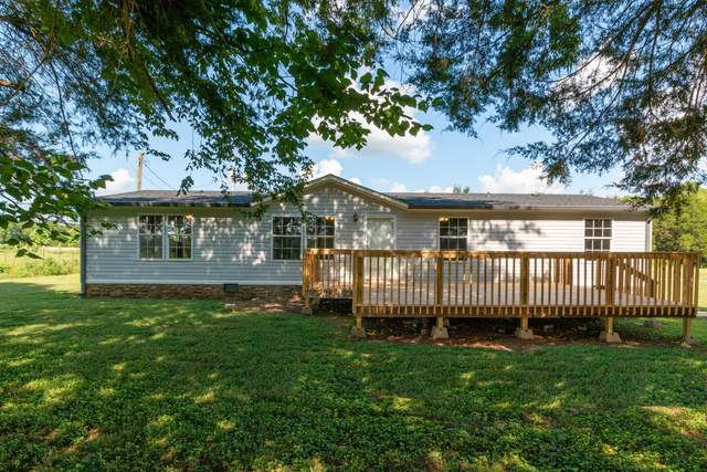 1995 Mount Rd, Lewisburg, TN 37091 (MLS #RTC2168743) :: The Group Campbell powered by Five Doors Network