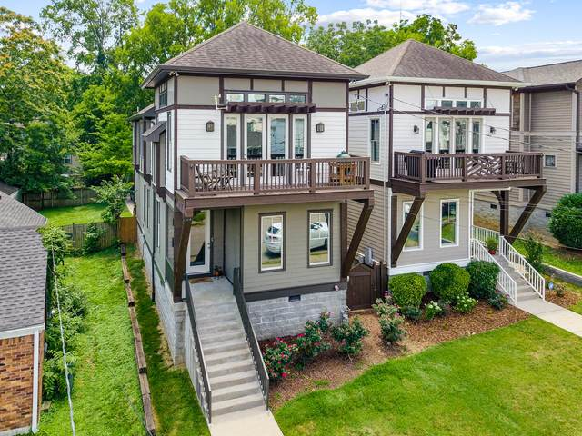 1013A W Grove Ave, Nashville, TN 37203 (MLS #RTC2168760) :: Felts Partners