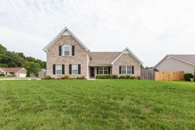 1910 Portview Dr, Spring Hill, TN 37174 (MLS #RTC2168764) :: The Group Campbell powered by Five Doors Network