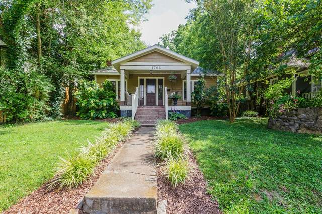 1706 Forrest Avenue, Nashville, TN 37206 (MLS #RTC2168779) :: RE/MAX Homes And Estates