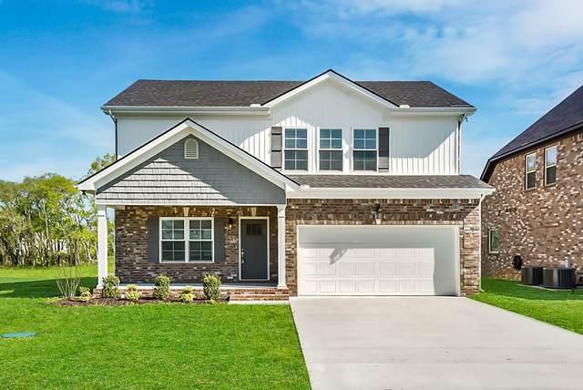 461 Beulah Rose Dr, Murfreesboro, TN 37128 (MLS #RTC2168783) :: Team Wilson Real Estate Partners