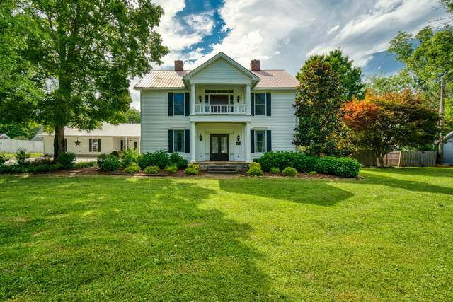 127 N Main St, Sparta, TN 38583 (MLS #RTC2168796) :: Nashville Home Guru