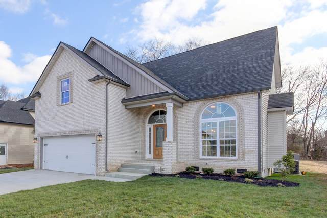 1013 Harrison Way, Clarksville, TN 37042 (MLS #RTC2168820) :: Maples Realty and Auction Co.