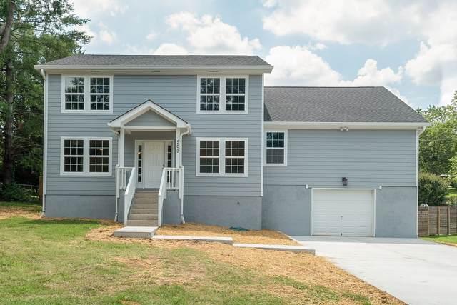 509 New Castle Ln, Hermitage, TN 37076 (MLS #RTC2168835) :: FYKES Realty Group