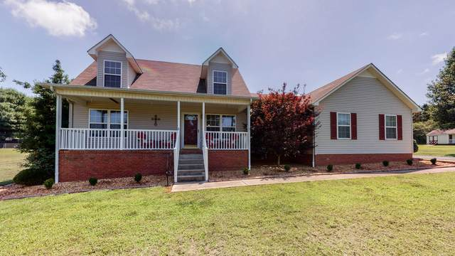 1017 Patriot Dr, Spring Hill, TN 37174 (MLS #RTC2168891) :: CityLiving Group
