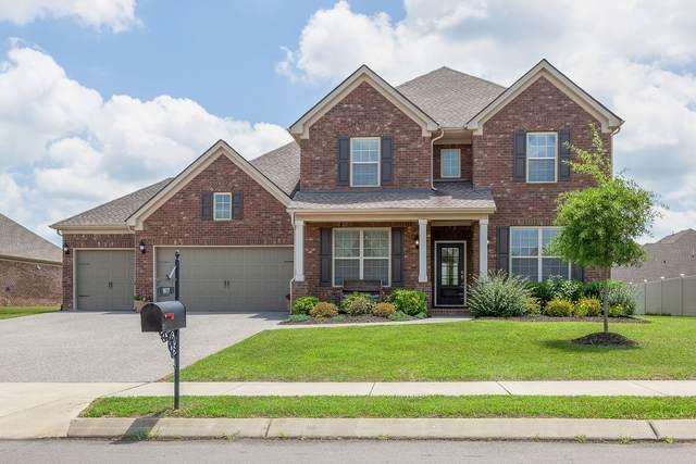 1617 Lantana Dr, Spring Hill, TN 37174 (MLS #RTC2168897) :: Village Real Estate