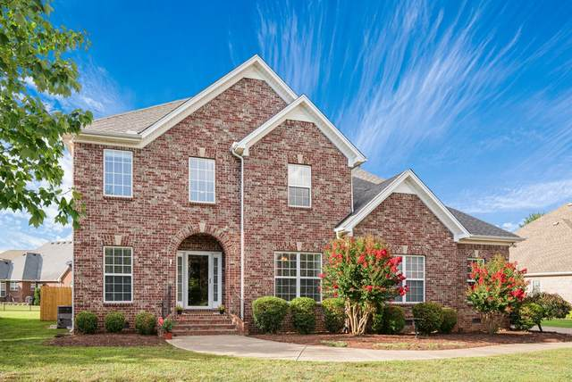 531 Savannah Rdg, Murfreesboro, TN 37127 (MLS #RTC2168922) :: Village Real Estate