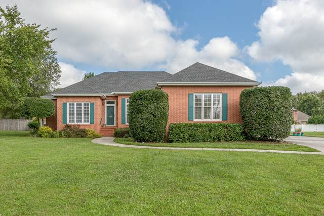 107 Provins Dr, Tullahoma, TN 37388 (MLS #RTC2168970) :: Nashville on the Move