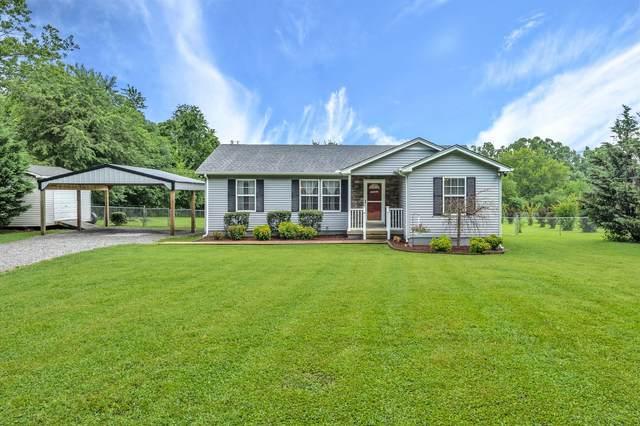 798 Hafner Road, Charlotte, TN 37036 (MLS #RTC2169003) :: John Jones Real Estate LLC