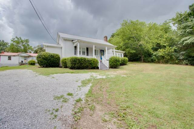 41 Little Creek Rd, Pleasant Shade, TN 37145 (MLS #RTC2169101) :: Village Real Estate