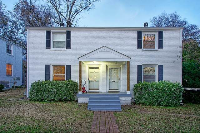 316 Chesterfield Ave, Nashville, TN 37212 (MLS #RTC2169118) :: CityLiving Group