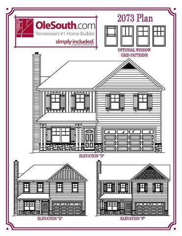 535 High Echelon Circle(Lot92), Smyrna, TN 37167 (MLS #RTC2169128) :: EXIT Realty Bob Lamb & Associates
